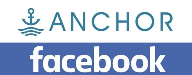 アンカー公式フェイスブックページ